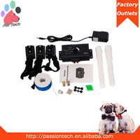 superior quality electric fence for dog training to keep good behavior