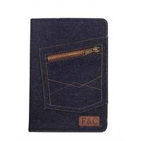 """Unique design demin/jeans stand cover case for Amazon Kindle Fire HDX 8.9"""" tablet"""