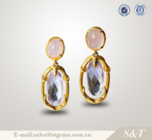 Top 10 jewelry accessories wholesale amethyst and pearl earrings