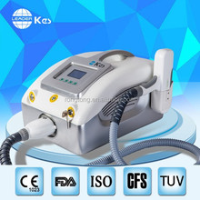 promotion protable q switched nd yag different spot size tattoo removal