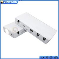 Lower price jinyaoe jump starter 400a 12000mah multifunction jump starter