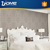 Uhome Simple European Non-woven wallpaper for Bedroom