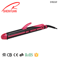 Popular in the world high quality low price hair flat iron professional hair straightener