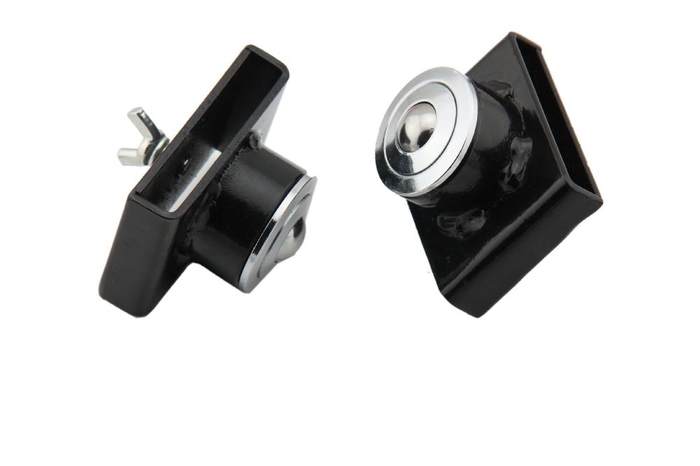 1107a rótula ajustable soporte de tubo/pipa stands de rodillos