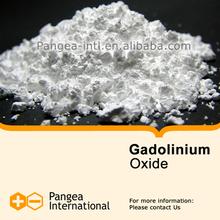Gadolinium Oxide Gd2O3 powder, CAS No.: 12064-62-9 Rare Earth High purity