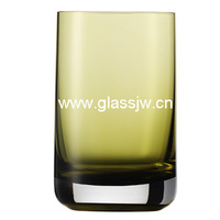 Custom Colored Glass For Drinking