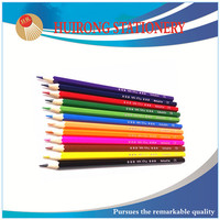 Alibaba China hot selling color pencil for school and kids