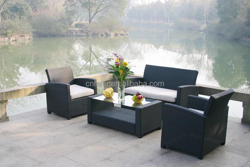 ratán sofá cama doble de jardín muebles de ikea-Sofás de Caña ...