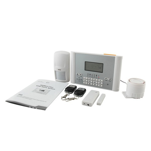 new wireless gsm alarm system home security alarm fire alarm buy fire alarm home security. Black Bedroom Furniture Sets. Home Design Ideas