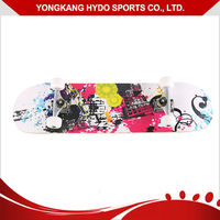 New Product 2015 New Style Flowboard Skateboard