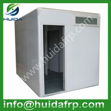 2014 customised style outdoor mobile public toilet container