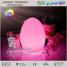 indoor elegant christmas party decoration with color changing light
