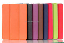 CY Karst Pattern 3-folding Leather Case For APPLE iPad Air 2 iPad 6 GEN 9.7''