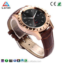 2015 New product bluetooth speaker smartwatch A8 mede in shenzhen for men support android ans ios celllphone