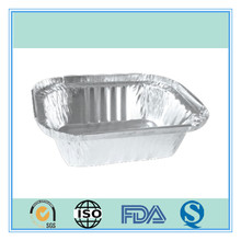 fast food aluminum container for American