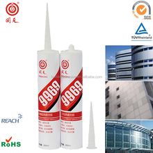 Structural construction companies silicone sealant