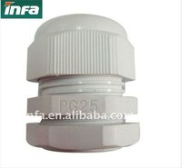 Nylon Cable Gland PG7-PG63,Flexible pipe cable gland