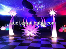 inflatable star,inflatable cone stage decoration