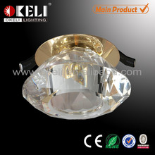 5W high power led crystal spot light in guangzhou