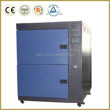 Energy saving lamp testing machine/Manufacturing equipment/Electric two zones thermal impact shock equipment