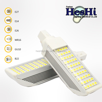 10w g24 2700k led corn light led spotlight with 3years warranty
