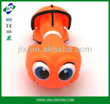 Toy clown fish water toys for the lake water wiggler toy