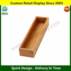 Home & Kitchen Bamboo Drawer Organizer Box YM6-361