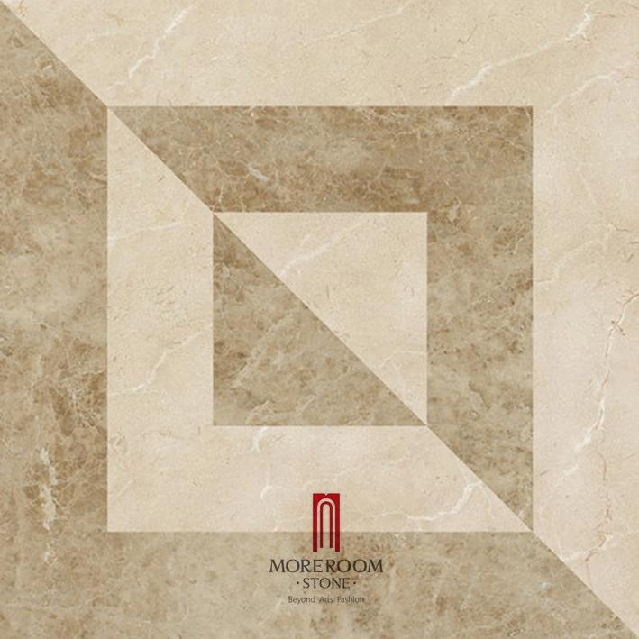 Turkish Marble Tiles Burdur Beige Marble Cappuccino Marble Tiles ...