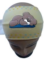 Cotton Emb Cartoon Baby Headband