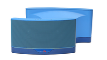 Wi-Fi and Bluetooth Stereo Speaker Blue ENGW818B