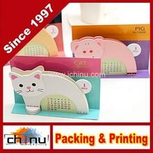 OEM Custom Gift Promotion Paper Calendar (530014)
