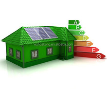 10KW solar power system high efficiency for home or commercial panel solar