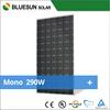 TUV CE Top quality good price 280w 290w solar energy panels pv