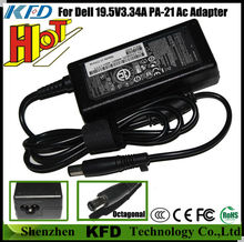 For Dell 19.5V 3.34A PA-21 Switching Power Supply