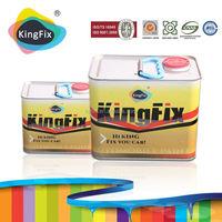 KINGFIX Brand good appearance Paint for bodyshop