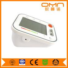 Best selling blood pressure tests Manufacturers digital portable electronic sphygmomanometer