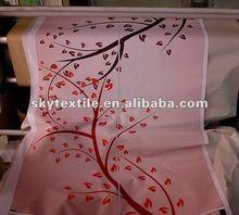 Sublimation custom printed fabric