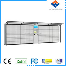 Smart Post Parcel Mailbox Delivery Electronic Locker for Home use