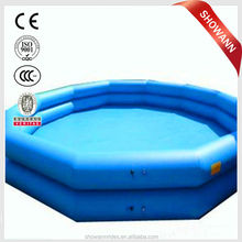 water product play pvc inflatable swimming pool