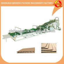 Automatic corrugated cardboard carton box flute laminating machine/laminator