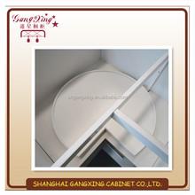 2015 Hot sale kitchen furniture maple white shaker