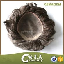 aliexpress top quality mens hair piece