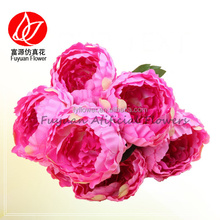 140320 Top grade hotsell wedding flowers big size peony wedding floral decorating