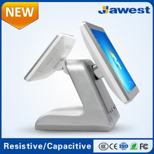 Best hot selling all in one touch screen cashier machine with MSR
