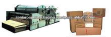 High Speed Flexo Printing and Slotting and Creasing Machine