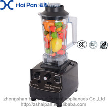 HP-007G The Gift For Luxury Healthy Nutrition 2l plastic jar blender