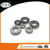 High limited speed industrial famous brand bearings 6204 groove ball bearing 20x47x14 on sales