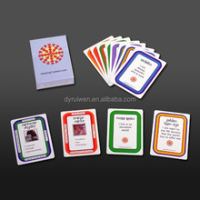 custom paper card game