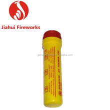 Rocket parachute red flare signal hand color smoke fireworks made in China Liuyang Factory