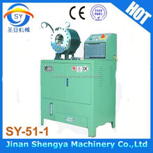 Top Supplier SY-51-1 crimping machine/hydraulic hose crimping for sale